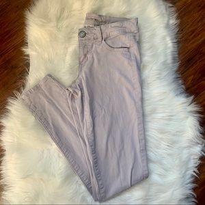 American eagle grey legging pants size 0